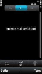 Nokia X6-00 - E-mail - e-mail versturen - Stap 4