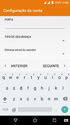 Wiko Fever 4G - Email - Configurar a conta de Email -  13