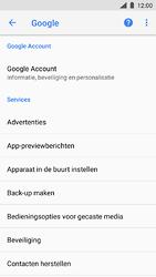 Nokia 5 - Android Oreo - Beveiliging en privacy - zoek mijn mobiel activeren - Stap 5