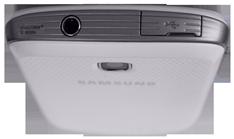 Samsung S5570 Galaxy Mini - Primeros pasos - Quitar y colocar la batería - Paso 7