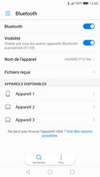 Huawei P10 Lite - WiFi et Bluetooth - Jumeler votre téléphone avec un accessoire bluetooth - Étape 5