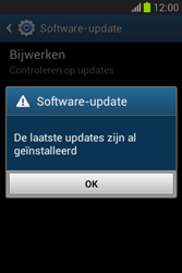 Samsung Galaxy Fame Lite (S6790) - Software updaten - Update installeren - Stap 8
