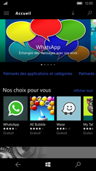 Microsoft Lumia 950 - Applications - Télécharger une application - Étape 4