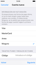 Apple iPhone SE iOS 10 - Aplicaciones - Tienda de aplicaciones - Paso 19