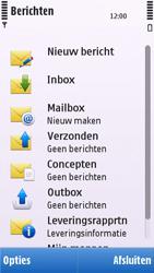 Nokia C5-03 - E-mail - e-mail instellen: POP3 - Stap 4