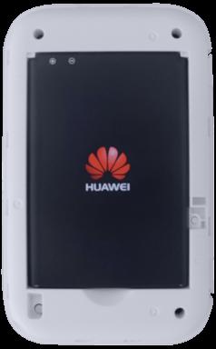 Huawei E5372 - Premiers pas - Noter les codes Wi-Fi - Étape 3