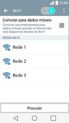 LG Y50 / LEON - Wi-Fi - Como ligar a uma rede Wi-Fi -  6