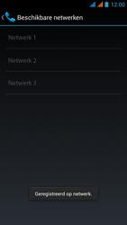 Wiko Stairway - Netwerk - Gebruik in het buitenland - Stap 13