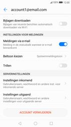 Huawei P10 Lite (Model WAS-LX1A) - E-mail - Instellingen KPNMail controleren - Stap 25