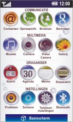 LG GD900 Crystal - E-mail - Hoe te versturen - Stap 3