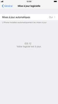 Apple iPhone 8 Plus - iOS 12 - Appareil - Mise à jour logicielle - Étape 7