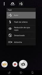 Sony Xperia M2 - Funciones básicas - Uso de la camára - Paso 7