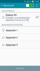 Samsung A300FU Galaxy A3 - Bluetooth - Aanzetten - Stap 6