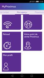 Huawei P9 - Applications - MyProximus - Étape 19