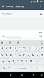 HTC Desire 650 - Contact, Appels, SMS/MMS - Envoyer un MMS - Étape 9