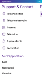 Acer Liquid M330 - Applications - MyProximus - Étape 20