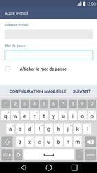 LG H525N G4c - E-mail - Configuration manuelle - Étape 7