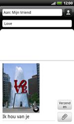 HTC S510e Desire S - MMS - Afbeeldingen verzenden - Stap 11