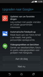 HTC Desire 610 - Applicaties - Account aanmaken - Stap 18