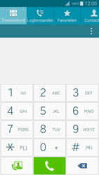 Samsung I9195i Galaxy S4 mini VE - Voicemail - Handmatig instellen - Stap 4
