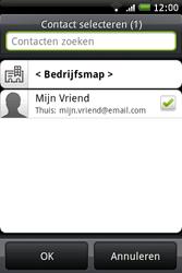 HTC A6262 Hero - E-mail - E-mails verzenden - Stap 9