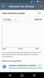 Sony Xperia X Compact (F5321) - Internet - Désactiver les données mobiles - Étape 7