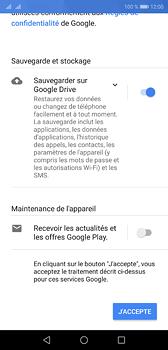 Huawei P20 - Applications - Créer un compte - Étape 16