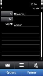 Nokia C7-00 - E-mail - envoyer un e-mail - Étape 7