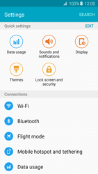 Samsung A510F Galaxy A5 (2016) - Internet - Disable mobile data - Step 4