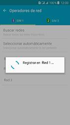 Samsung Galaxy J3 (2016) DualSim (J320) - Red - Seleccionar una red - Paso 10