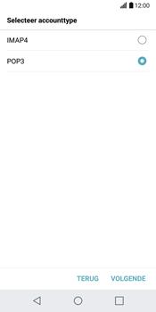 LG G6 (LG-H870) - E-mail - Handmatig instellen - Stap 11