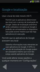 Samsung I9500 Galaxy S IV - Primeiros passos - Como ativar seu aparelho - Etapa 9