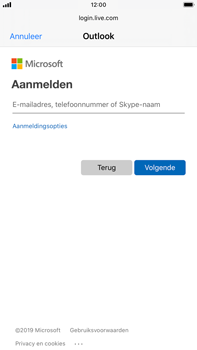 Apple iPhone 8 Plus - iOS 13 - E-mail - Handmatig Instellen - Stap 6