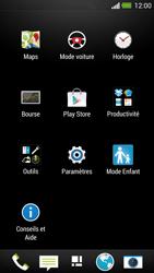 HTC One - Internet et connexion - Désactiver la connexion Internet - Étape 3