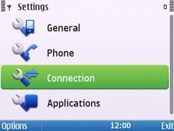 Nokia E5-00 - Mms - Manual configuration - Step 5