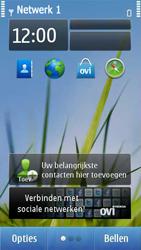 Nokia C7-00 - Netwerk - gebruik in het buitenland - Stap 14