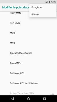 Huawei Nexus 6P - Android Oreo - Internet - configuration manuelle - Étape 17