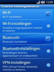 Sony Ericsson Xperia X10 Mini - Bluetooth - headset, carkit verbinding - Stap 5
