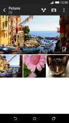 HTC Desire 620 - Contacten en data - Foto