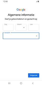 Samsung galaxy-s8-sm-g950f-android-pie - Applicaties - Account aanmaken - Stap 10