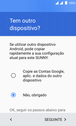 Wiko Sunny DS - Primeiros passos - Como ligar o telemóvel pela primeira vez -  12