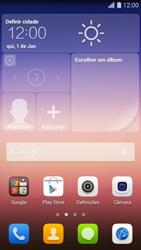 Huawei G620s - Aplicações - Como pesquisar e instalar aplicações -  2