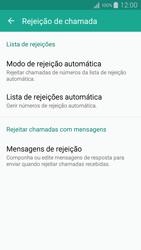 Samsung Galaxy A5 - Chamadas - Como bloquear chamadas de um número -  7