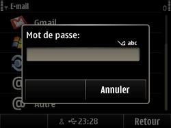 Nokia E6-00 - E-mail - Configurer l