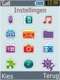 Samsung B2100 Xplorer - Buitenland - Bellen, sms en internet - Stap 3