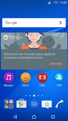 Sony Xperia M5 - Applications - Télécharger des applications - Étape 1