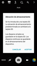 Samsung Galaxy A3 (2016) - Funciones básicas - Uso de la camára - Paso 4