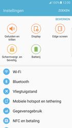Samsung Galaxy S7 edge - WiFi - Mobiele hotspot instellen - Stap 4