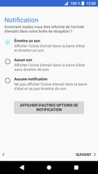 Sony Xperia XZ1 - E-mail - Configuration manuelle - Étape 21