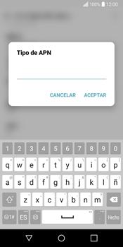LG Q6 - Mensajería - Configurar el equipo para mensajes multimedia - Paso 13